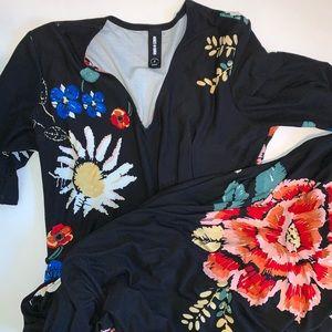 Agnes and Dora Maxi Dress